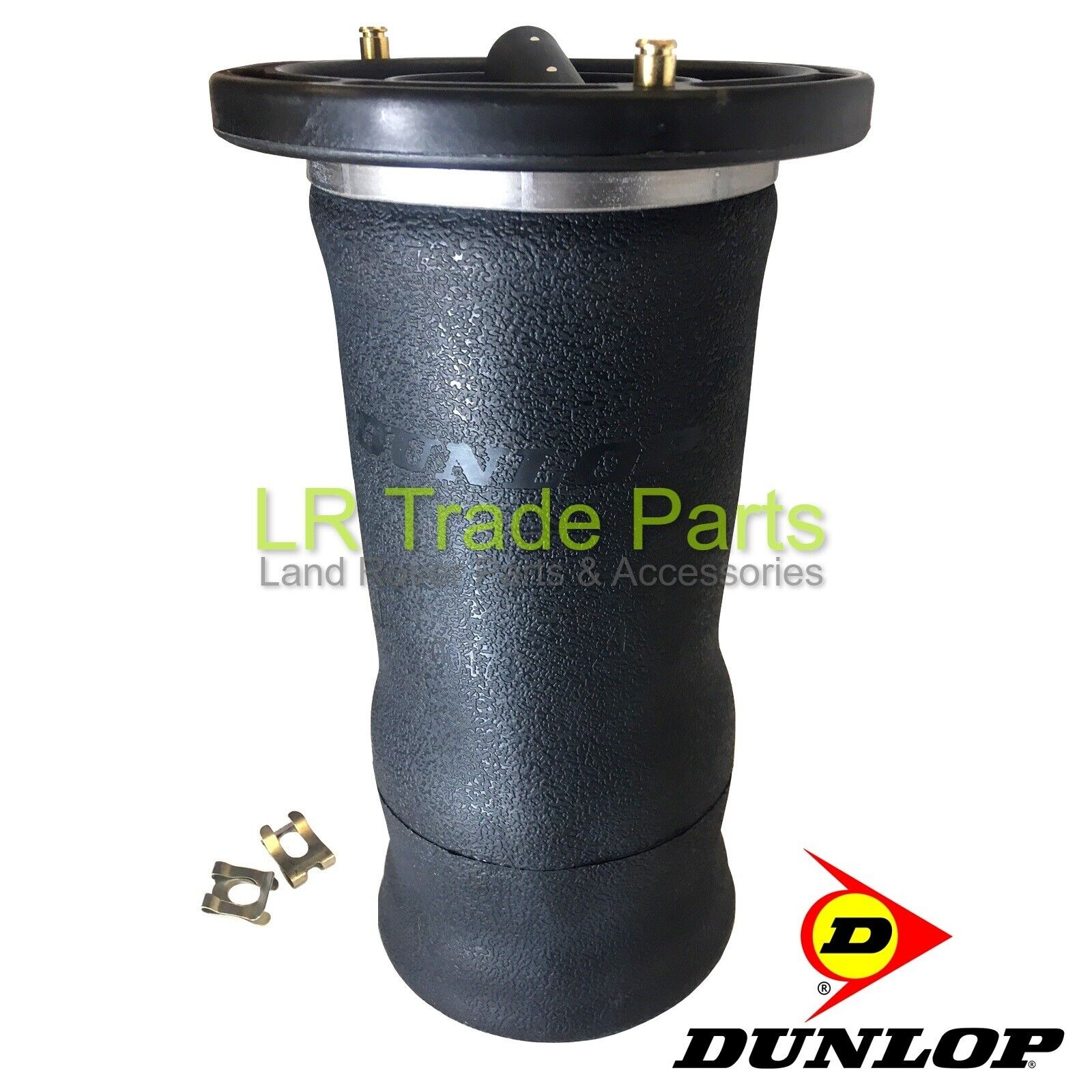 1 Pair For LAND ROVER DISCOVERY 2 New Rear Air Suspension Spring Bag RKB101200