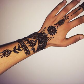 Henna tattoo and art Kingston Kingborough Area Preview