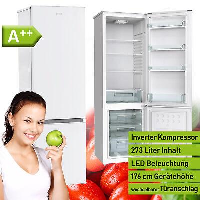 A++ Kühl Gefrierkombination Kühlschrank Kombi Stand freistehend Gorenje 176