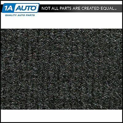 for 1992-98 Pontiac Grand Am 4 Door Cutpile 7701-Graphite Complete Carpet Molded