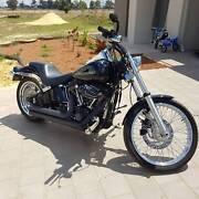 Harley softail Waroona Waroona Area Preview