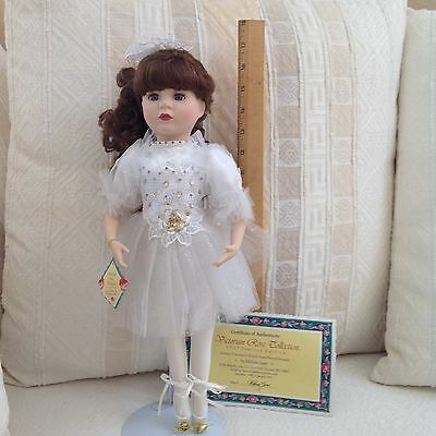 1997 Victorian Rose Collection by Mary Jane Porcelain Doll