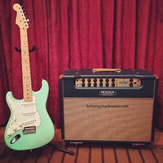 Hobart Guitar Lessons