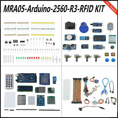 RFID Starter Leaning Kit for Arduino R3 Processing Advanced Kit USA LB