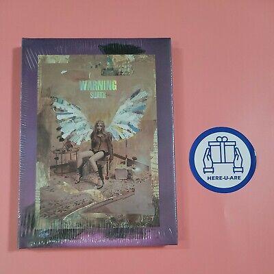 Sunmi New 2nd Mini album Warning siren Selaed photo card all pack full set