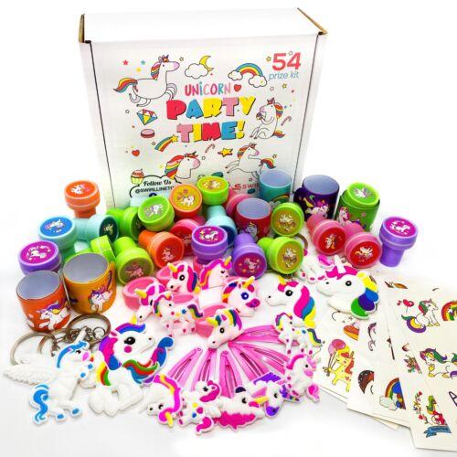 Unicorn Party Favors Kids Pinata Filler- Carnival Prizes Toys Bulk Assortment