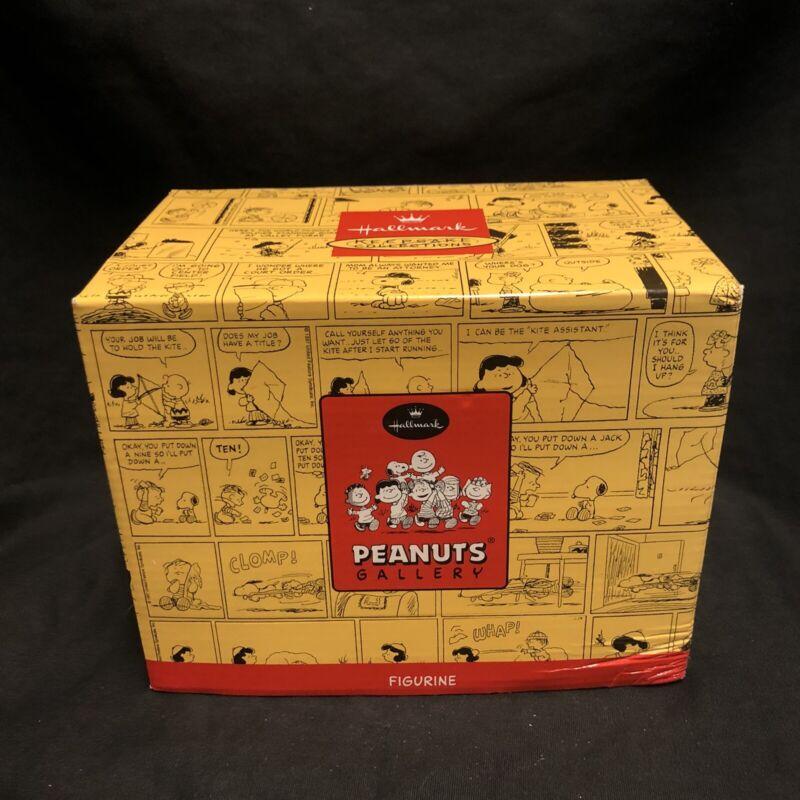 Hallmark Peanuts Gallery A Joyful Song Lucy Schroeder Figurine