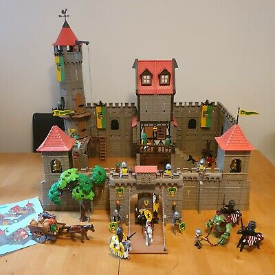 Playmobil Ultimate Custom 3666 Castle With Jail Troll & Loads More