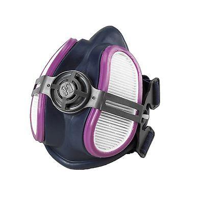 Miller Lpr-100 Half Mask Respirator Mediumlarge Ml00895