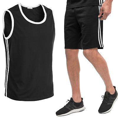 T-shirt 2 Pezzi 6935IT Completo Sportivo Uomo GIROGAMA Shorts