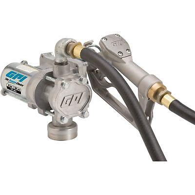 Gpi Ez-8 Dc Powered Fuel Transfer Pump - 8 Gpm 12 Volt Model Ez-8 Pump