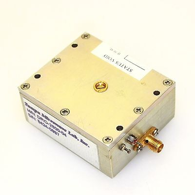 Tampa Dro-2800-04 2.8ghz Rf-oscillator Precision Machined Wsma Output Connector