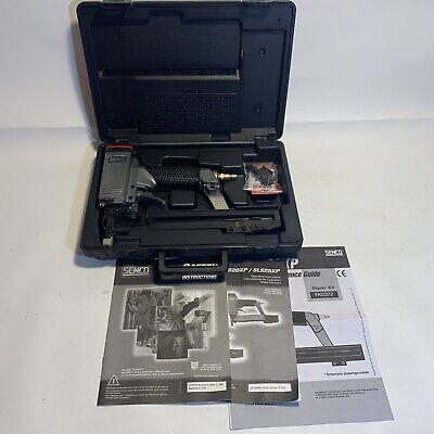 Senco 18 Gauge Pneumatic Wire Stapler 38-1 12 Model Sls20xp W Case