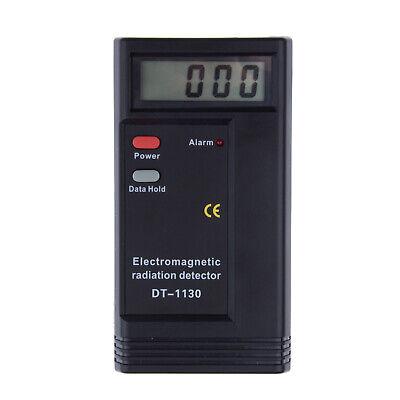 Lcd Electromagnetic Radiation Detector Emf Meter Dosimeter Geiger Tester Tool Us