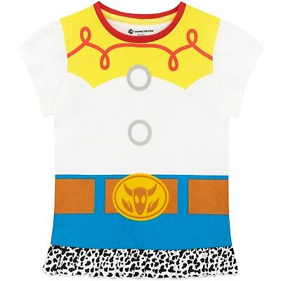 Toy Story T-Shirt | Kids Jessie Toy Story Top | Girls Disney Toy Story Tee (Girl Toy Story)