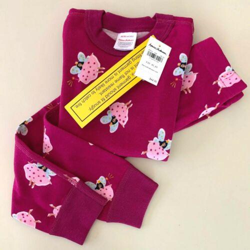"HANNA ANDERSSON Baby Girls ""FAIRY PRINCESS"" Pajama Set. 2 Years. 80-85 cm. CUTE!"