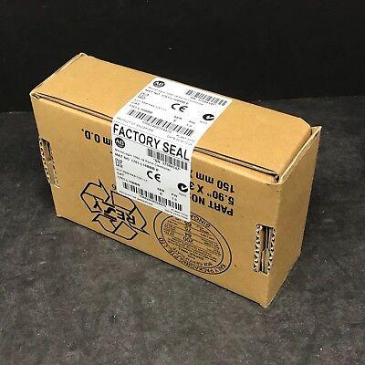 2014 New Sealed Allen Bradley 1761-l16bbb E Fw 1.0 Micrologix 1000 Controller