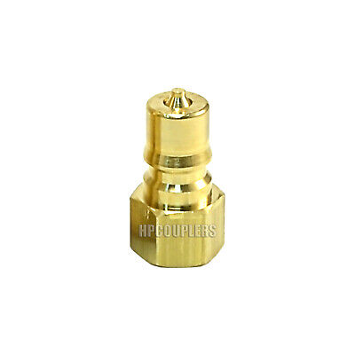 Carpet Cleaning - 14 Brass Quick Disconnect Qd Hose Wand Truckmount Extractor