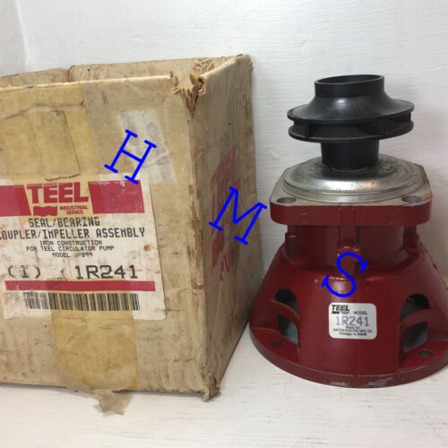 TEEL ARMSTRONG PUMP SEAL BEARING ASSEMBLY WITH IMPELLER MODEL P899 1R241