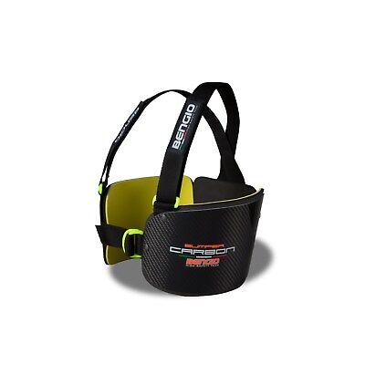 Karting Rib Protector Bengio Bumper Carbon Size XS (Kart Rib Protector)