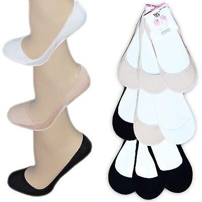 12 Paar Füßlinge Damensocken Ballerina Sneaker Footies unsichtbare Socken 35-41