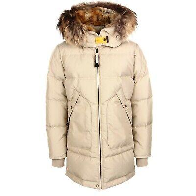 $699 PARAJUMPERS ~ LONG BEAR MASTERPIECE PARKA COAT JACKET (Young-Small)