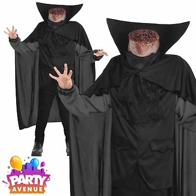 Boys Headless Horseman Sleepy Hollow Halloween Costume Fancy (Headless Horseman Sleepy Hollow Kostüm)