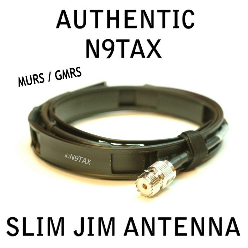 Authentic N9TAX VHF/UHF Slim Jim J-Pole Dual Band MURS/GMRS Antenna jpole!