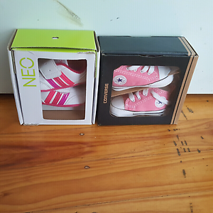 Newborn Girls Sneakers Para Hills West Salisbury Area Preview