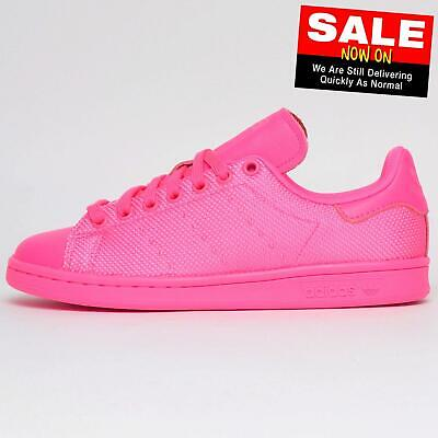 Adidas Originals Stan Smith Womens Girls Classic Retro Vintage Trainers £24.99