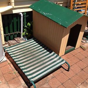 Heavy duty dog kennel and bed Salisbury Brisbane South West Preview