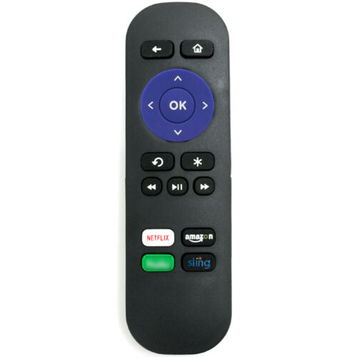 New Replaced Remote Control fit for Roku 1 2 3 4 HD XD XS Express Premiere Ultra