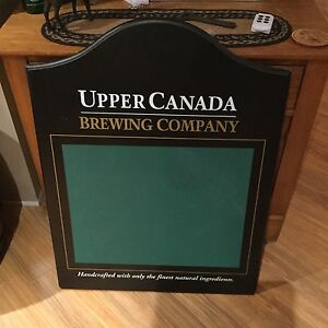 Upper Canada Beer Sign