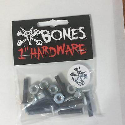 Bones Skateboard Hardware, Bones 1 inch phillips head