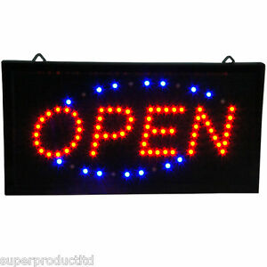 New-Slim-Animated-LED-Neon-Light-Open-Window-Sign-Bright-Store-Display-FAST-SHIP