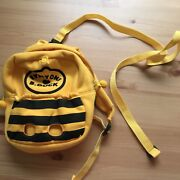 Kids small backpack with safety harness for sale Kallangur Pine Rivers Area Preview