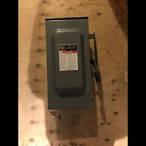 100 amp safety switch