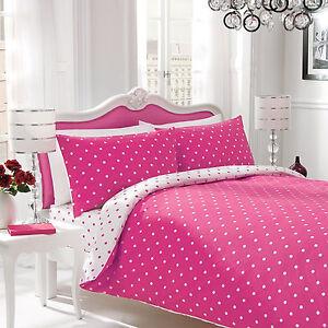 Pink Polka Dot Sheets Ebay