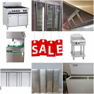 Take Away / Cafe / Restaurant / Food Commercial Kitchen Equipment Melbourne CBD Melbourne City Preview
