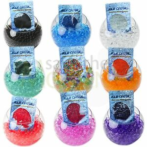 AQUA-CRYSTAL-Expanding-Water-Beads-Bio-Gel-Balls-Florist-Centrepiece-Vase-Filler