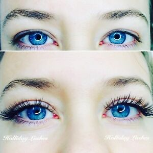 Eyelash extensions and Lifts in Georgetown by Holliday Lashes