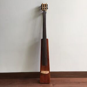Clevinger Deluxe ~ Four String Electric Upright Bass