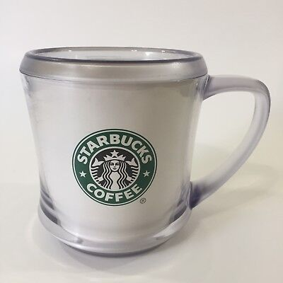 STARBUCKS Coffee Mug Cup Paper Cup Design 2004 Plastic