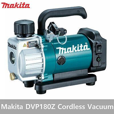 Makita DVP180Z 18V Li-Ion Cordless Vacuum Pump Rotary Type Body only