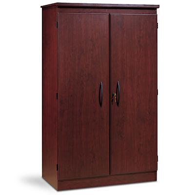 South Shore 7206 Floor Storage Cabinet - 36 x 20 x 60 - Blac