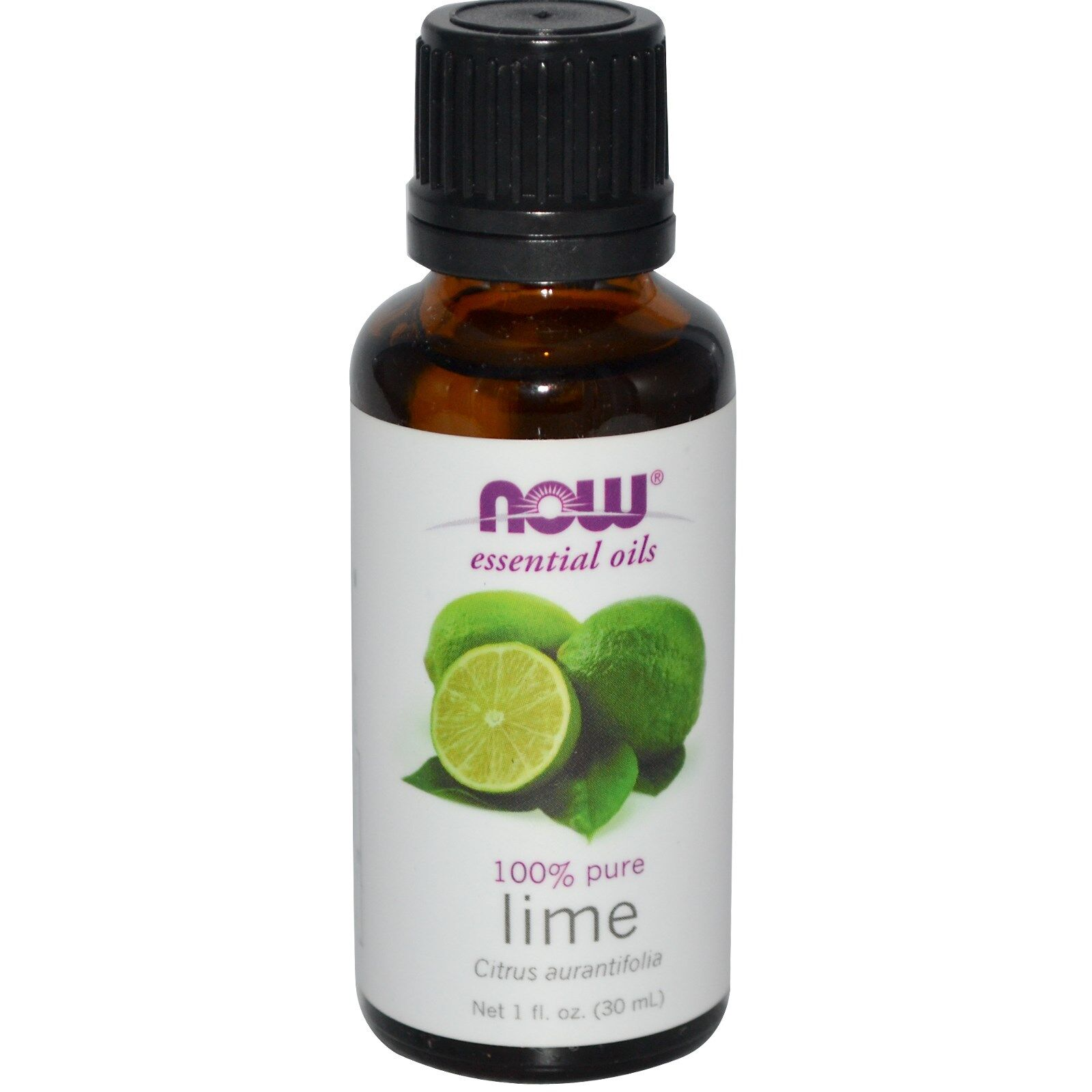 NOW Foods 1 oz Essential Oils and Blend Oils - FREE SHIPPING! Lime