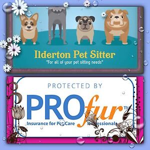 Ilderton Pet Sitter - for all of your pet sitting needs!