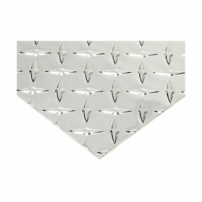 Rmp 3003 H22 Aluminum Diamond Tread Sheet 12 Inch X 36 Inch X 0.125 Inch Thi...