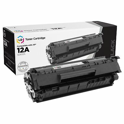 ld compatible replacement for hp q2612a 12a