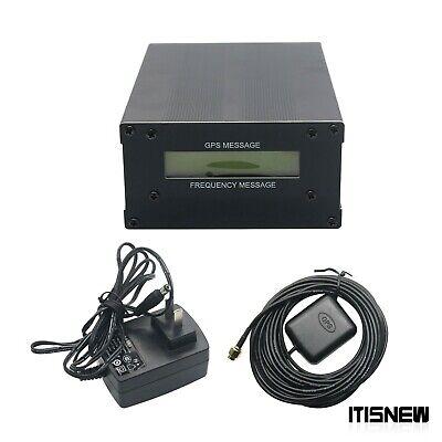 10m Lcd-gps Disciplined Oscillator Gpsdo Gps Colck Ocxo 2 Order Gps Nmea Signal